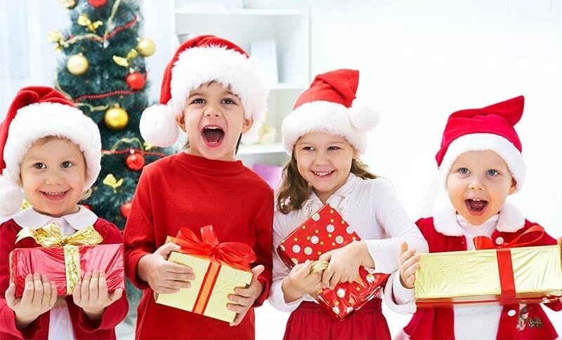 Акция Подари детям Новый год» в рамках социального проекта