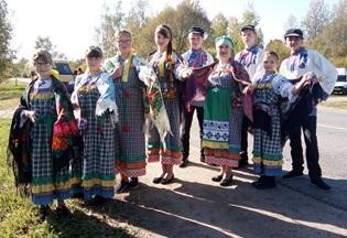 Ансамбль народной песни «Веснушки»