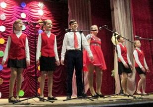 Детский вокальный ансамбль «Акварельки»