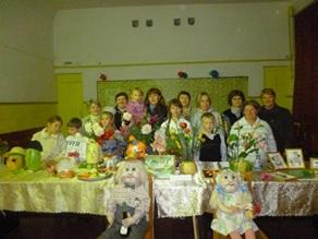Клуб семьи «Ладушки»