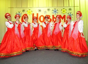 Танцевальный коллектив «Конфетти»