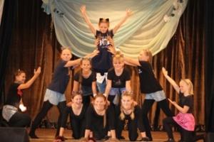 Танцевальный кружок «Очаровашки»