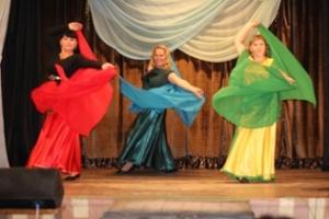Танцевальный кружок «Шарм»