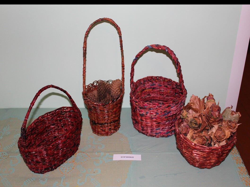 Плетение из бумажных трубочек - Умелые руки - РКЦ Куньи