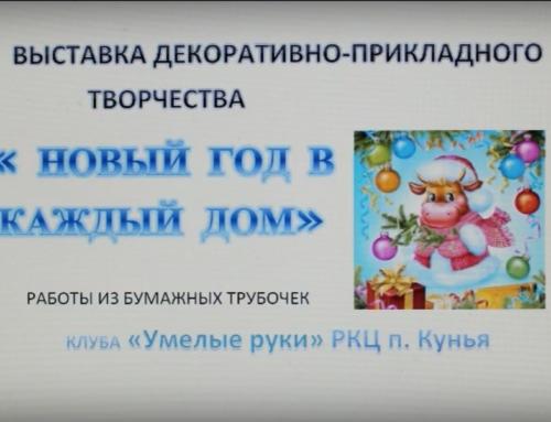 Выставка «Новый год в каждый дом»