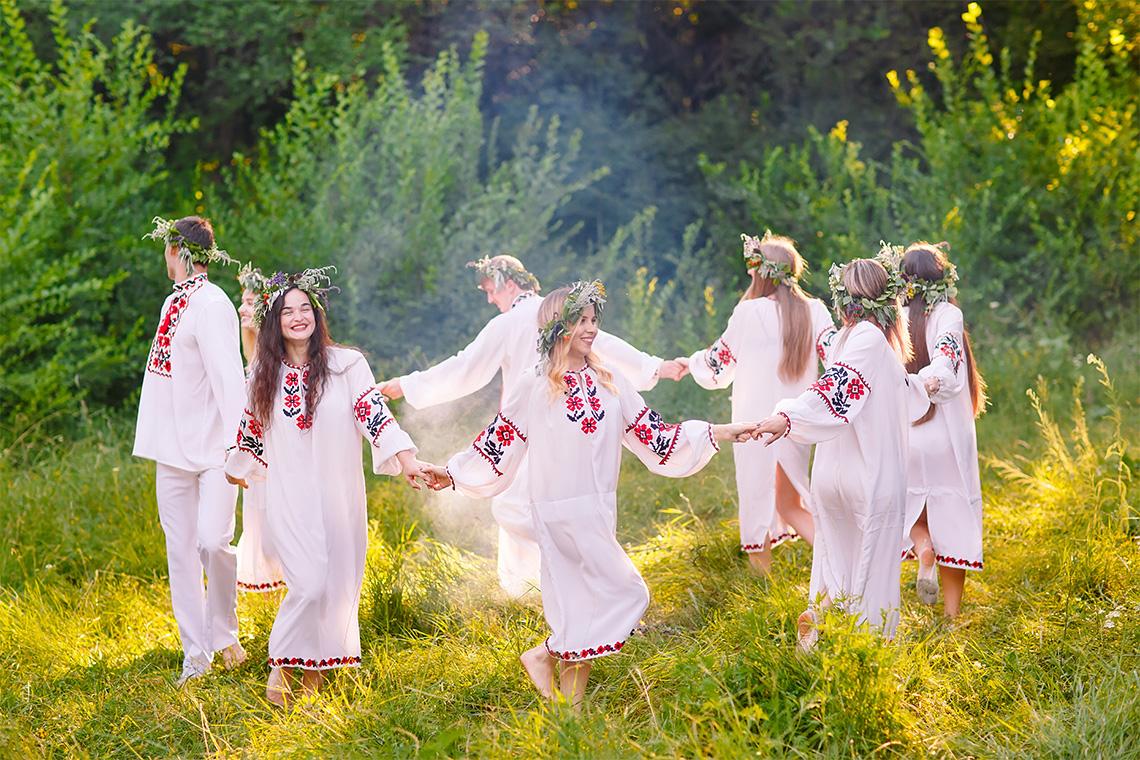 Псковские танцевальные традиции